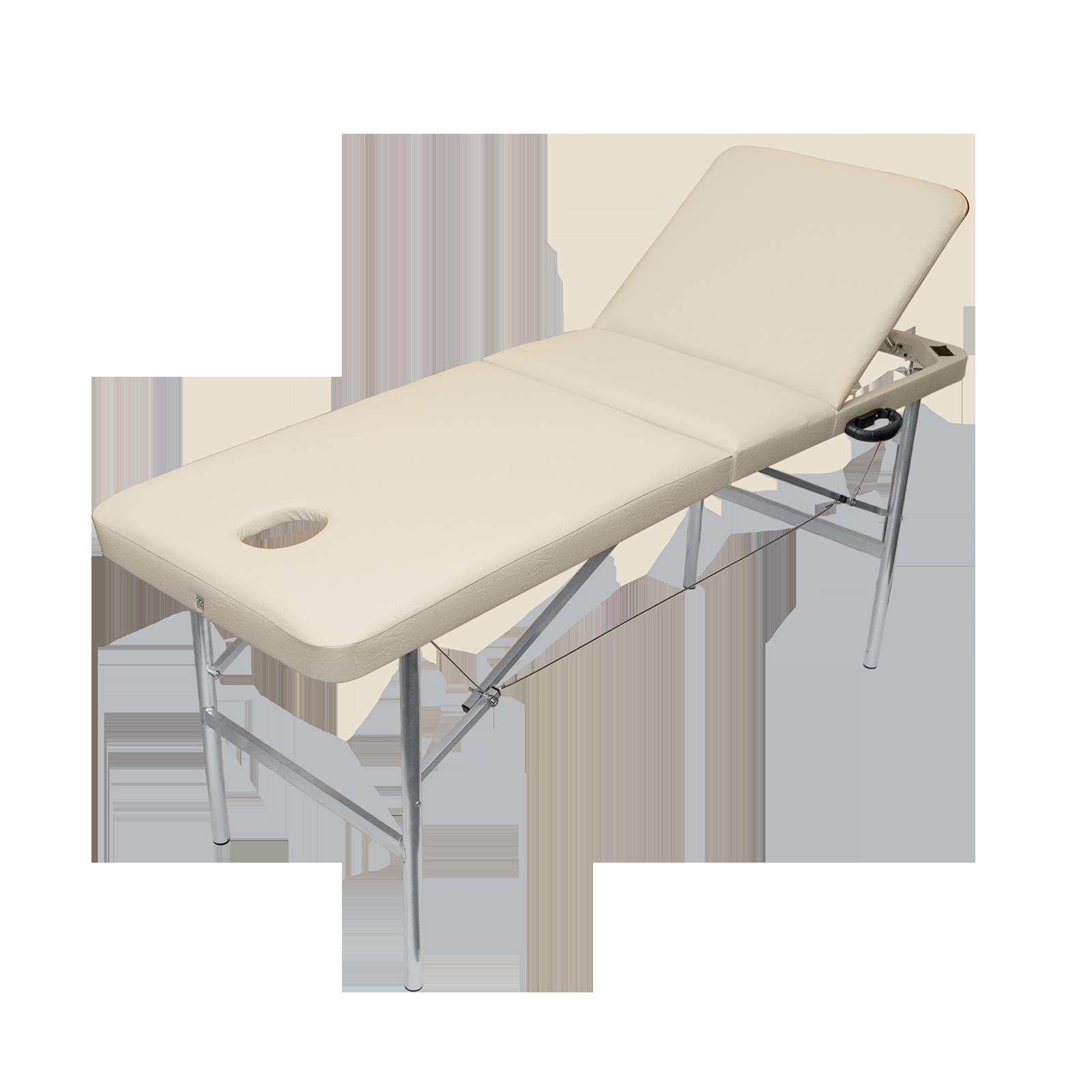 Массажный стол трехзонный XL